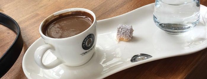 Kahveland Cafe & Restaurant is one of Cocuklu mekanlar.