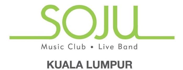Soju Music Club • Live Band Kuala Lumpur is one of Must-visit Nightlife Spots in Kuala Lumpur.