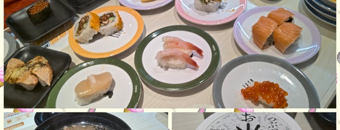 Genki Sushi is one of Posti che sono piaciuti a Henry.