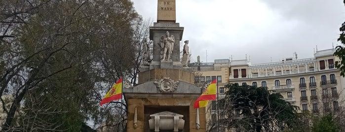 Monumento del Dos de Mayo is one of jordi 님이 좋아한 장소.
