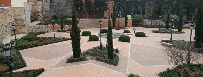 Muralla musulmana de Madrid is one of Madrid ✨.