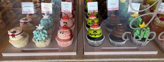 Gigi's Cupcakes is one of Places to Eat in OKC.