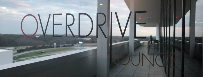 Overdrive Lounge is one of Atlanta.
