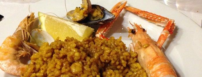 Restaurante St. James is one of Restaurants Madrid.