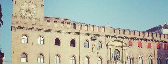 Palazzo d'Accursio - Palazzo Comunale is one of ZeroGuide • Bologna.