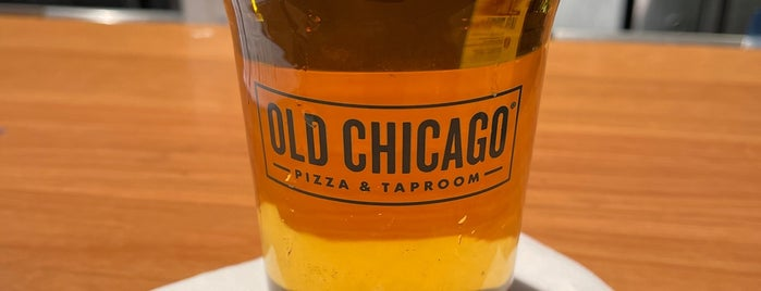 Old Chicago Pizza & Taproom is one of The South.