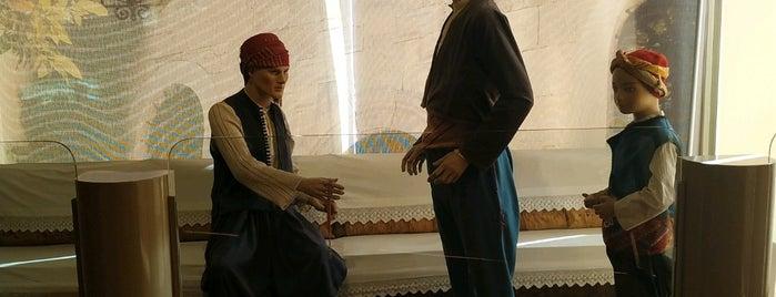 Suna - İnan Kıraç Müzesi is one of Bir Gezginin Seyir Defteri.