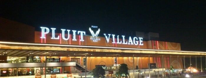 Pluit Village is one of Lugares favoritos de miiya.