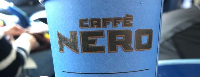 Caffè Nero is one of Posti che sono piaciuti a Abdulrahman.