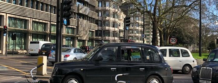 Mayfair is one of London | لندن.
