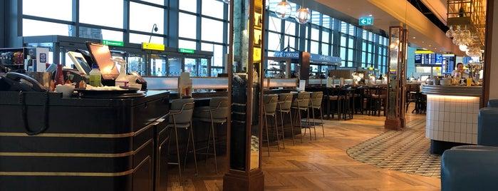 Oriel Grande Brasserie is one of Del : понравившиеся места.