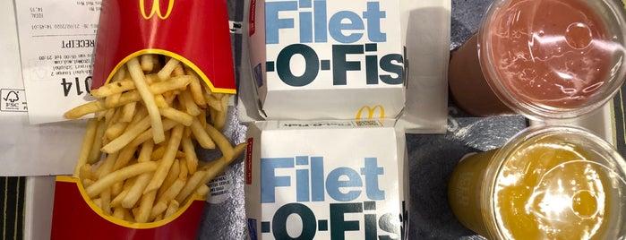McDonald's is one of Posti che sono piaciuti a Abdulrahman.