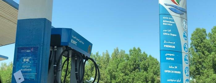Adailiya Fuel is one of Locais curtidos por Abdulrahman.