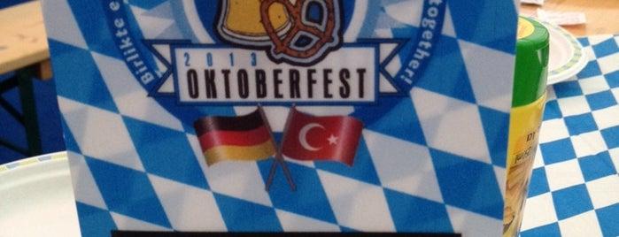 Oktoberfest 2013 is one of Tempat yang Disukai Cigdem.