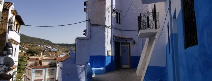 Chefchaouen's View Point is one of Bucket list.