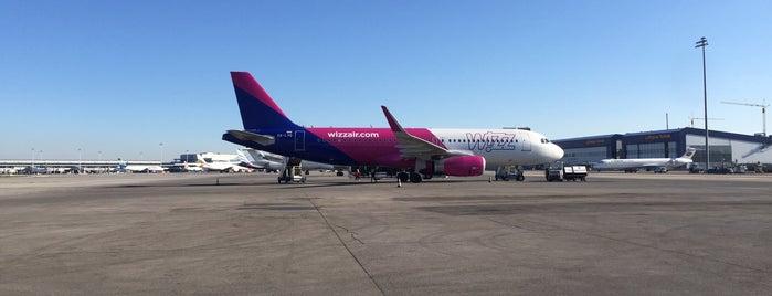 WizzAir Flight W64325 [SOF - EIN] is one of Orte, die Kevin gefallen.