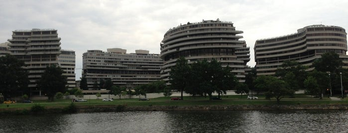 The Watergate Hotel is one of DC - Must Visit.