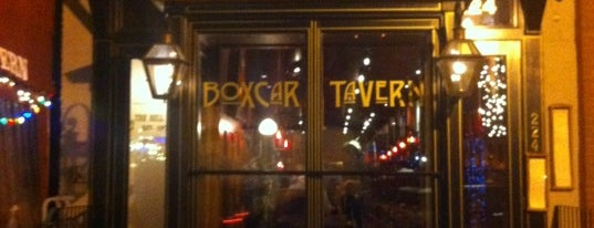 Boxcar Tavern is one of Creekstone.