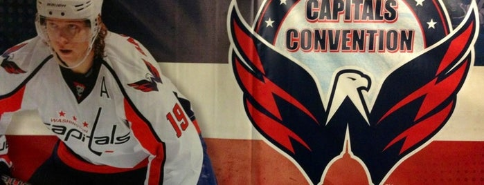 Washington Capitals Convention is one of sole.