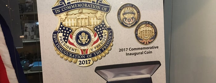 National Law Enforcement Officers Memorial Visitors Center is one of Members.