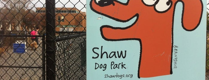 Shaw Dog Park is one of Shaw & Such.