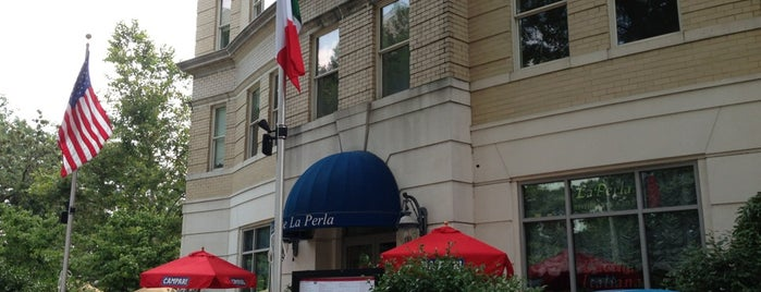 Ristorante La Perla is one of D.C.