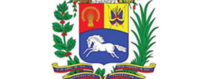 Embassy of Venezuela is one of Members.