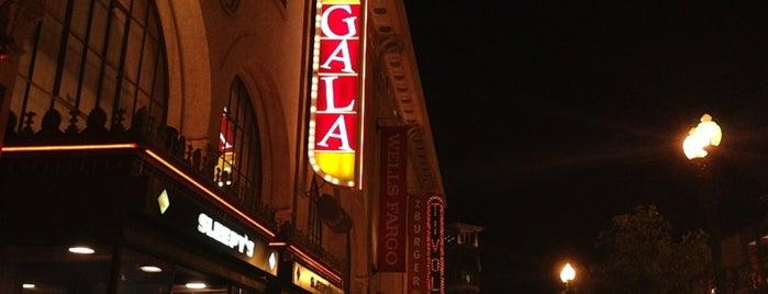 GALA Hispanic Theater is one of Posti che sono piaciuti a Radio.