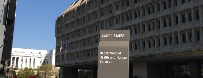 U.S. Department of Health and Human Services (HHS) is one of Orte, die Mary gefallen.