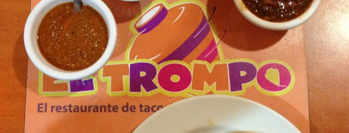 El Trompo is one of Tacos.