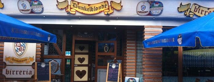 Dunkelblonde is one of Cibo.