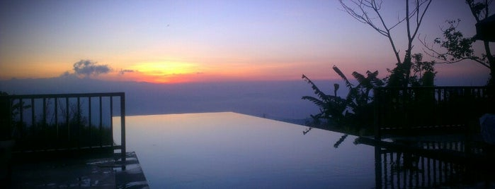 Munduk Moding Plantation Resort Bali is one of Tempat yang Disukai Таня.