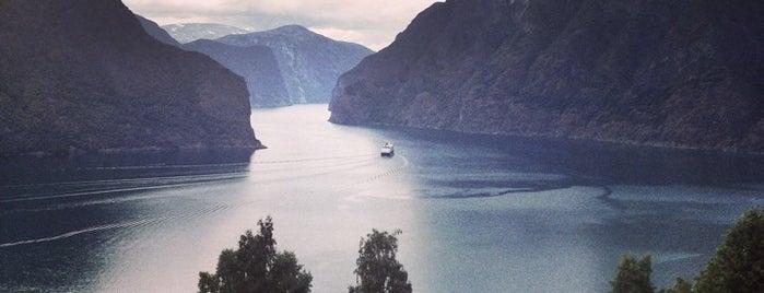 Stegastein is one of Norway :).