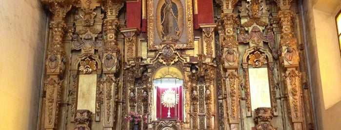 Catedral de Texcoco is one of Lieux qui ont plu à Panna.