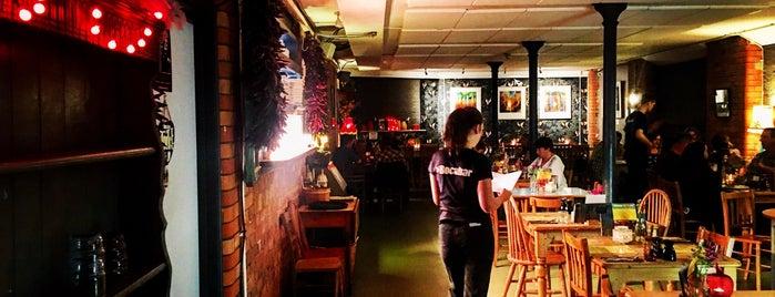 Bocabar Glastonbury is one of Locais curtidos por Kevin.