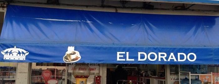 El Dorado is one of สถานที่ที่ Victoria ถูกใจ.