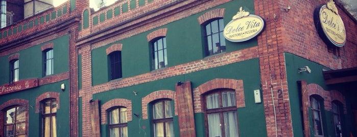 Dolce Vita is one of Bydgoszcz.