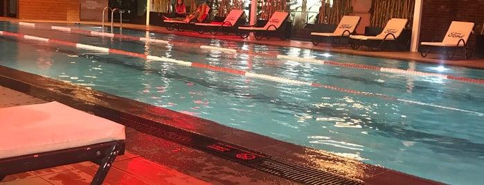 Carrera Mistral Fitness & Spa is one of Lugares favoritos de Kübra.