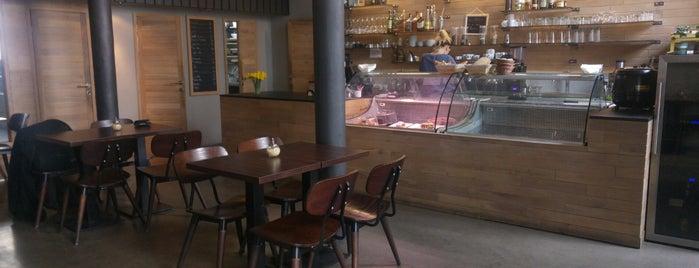 Silencio Café is one of . Holešovice.
