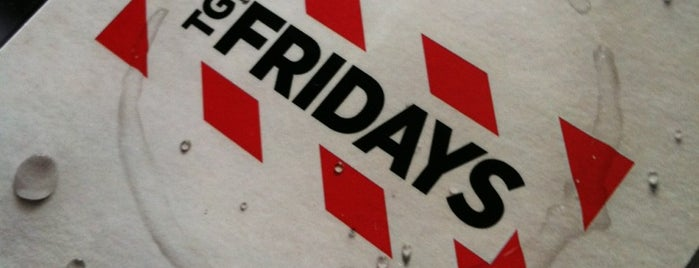 TGI Fridays is one of Posti che sono piaciuti a Chris.
