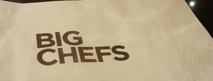 Big Chefs is one of สถานที่ที่ Ünsal ถูกใจ.