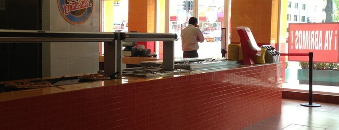 Soy Pizza is one of Tempat yang Disimpan Mariel.