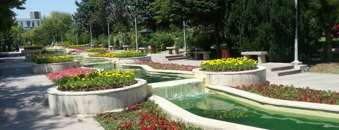 Cemre Parkı is one of Ankara - My Favorites.