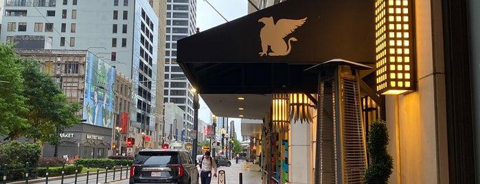 JW Marriott Houston Downtown is one of TEXAS, HOUSTON.