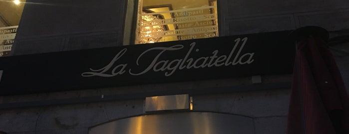 La Tagliatella is one of Madrid.