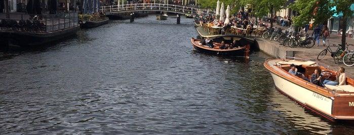 Garenmarkt is one of Leiden.