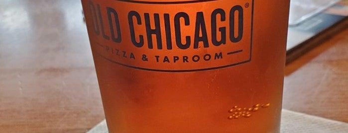 Old Chicago Pizza & Taproom is one of Anthony'un Beğendiği Mekanlar.