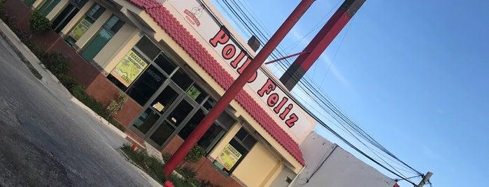 El Pollo Feliz is one of Rona. : понравившиеся места.