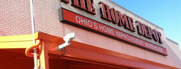 The Home Depot is one of Gayla : понравившиеся места.