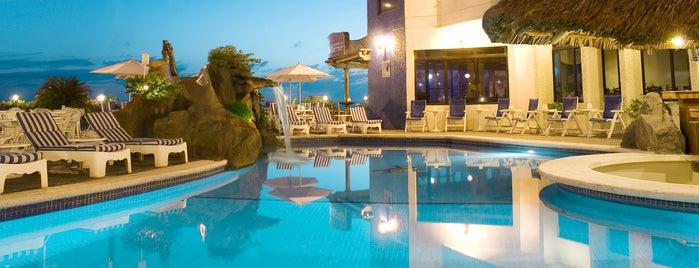 Olas Altas Inn Hotel & Spa Mazatlan is one of Anne 님이 좋아한 장소.